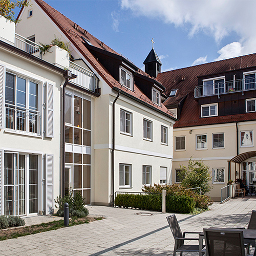 Gebäude Seniorenheim St. Josef