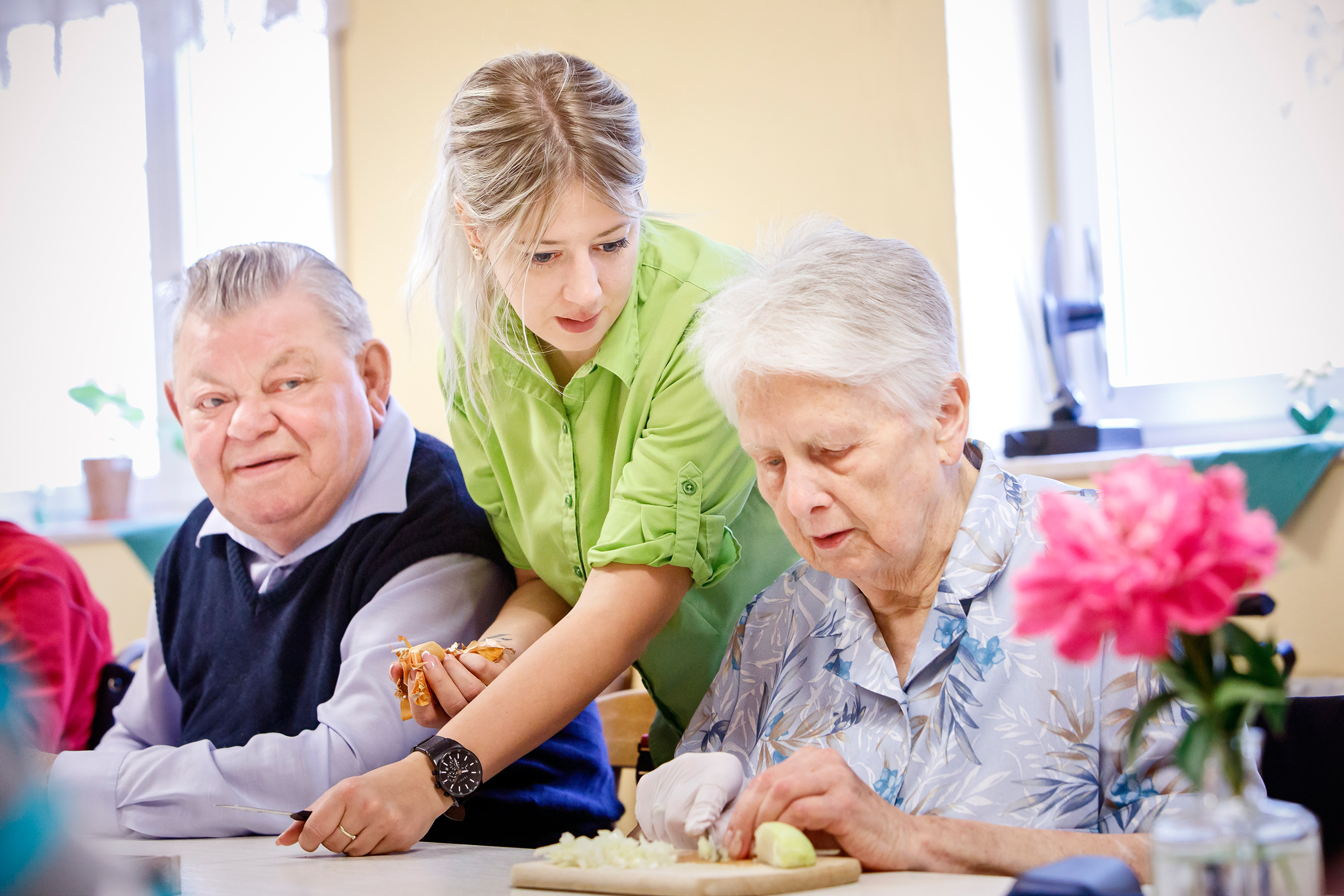 Pflegekraft - Seniorenheim Weihungszell