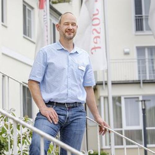 Klaus Mader Leiter Verwaltung